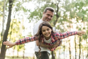 tėvas dukra depresija trauma